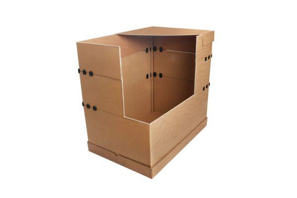 FLEXABOX - umweltfreundlicher und flexibler Transportbehälter