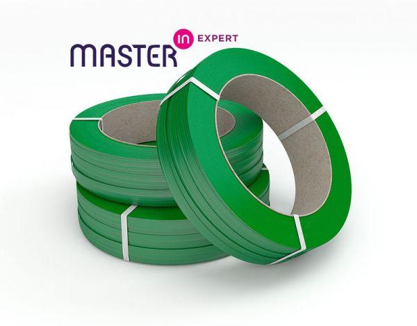 PET-Umreifungsband grün 15,5 x 0,6 mm, 2.000 m