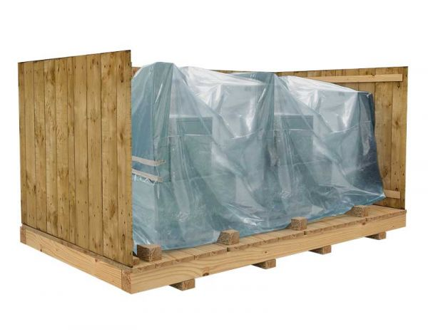 LDPE-Folie nach TL, 600 cm x 25 m