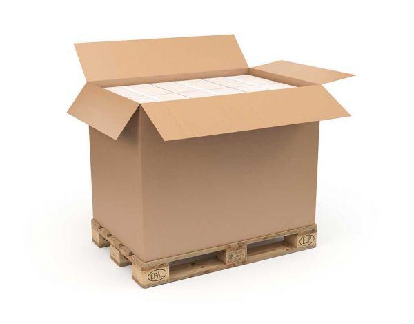 Palettenbox für Transport und Export