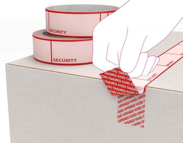 Security Tape rot - Premium