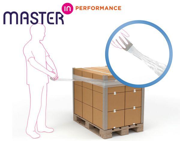 Master'in Performance LDPE-Dehnbänder, Abschnitt 1200 x 100 mm