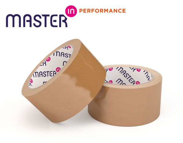 Master'in Performance PP-Packband 32 my Acryl braun